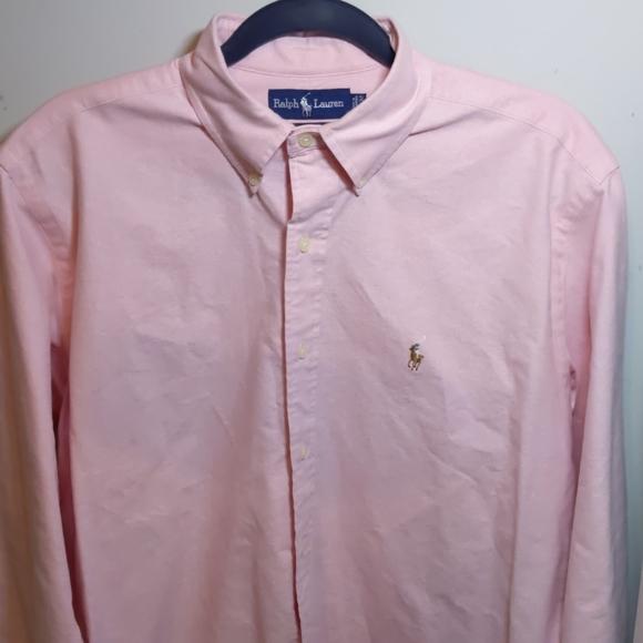 Ralph Lauren Other - Ralph Lauren Yarmouth Oxford Button Down Shirt